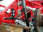 JAGUAR E-type 5.3 V12 front suspension, brakes 21