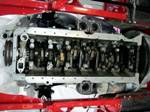JAGUAR E-type 5.3 V12 engine bottom, crankshaft 29