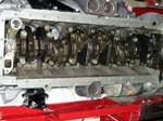 JAGUAR E-type 5.3 V12 engine bottom, crankshaft 30