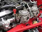 JAGUAR E-type 5.3 V12 carburetor 43