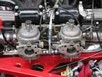 JAGUAR E-type 5.3 V12 carburetor 44