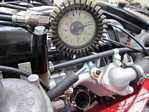 JAGUAR E-type 5.3 V12 oil pressure 45