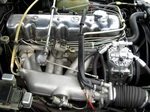 Mercedes W111 W113 PAGODA M130 engine 1