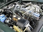 Mercedes W111 W113 PAGODA M130 engine 12