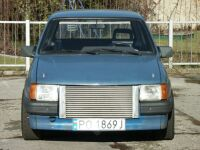 Corsa Turbo Geko intercooler